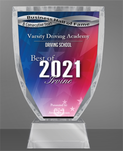 Varsity Driving Academy - Voted Best Driving Schools in Irvine for 8 consecutive years!